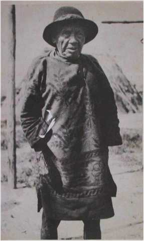 Chief Auka, leader of tribes in what is now Venezuela, Guyana and Brazil
